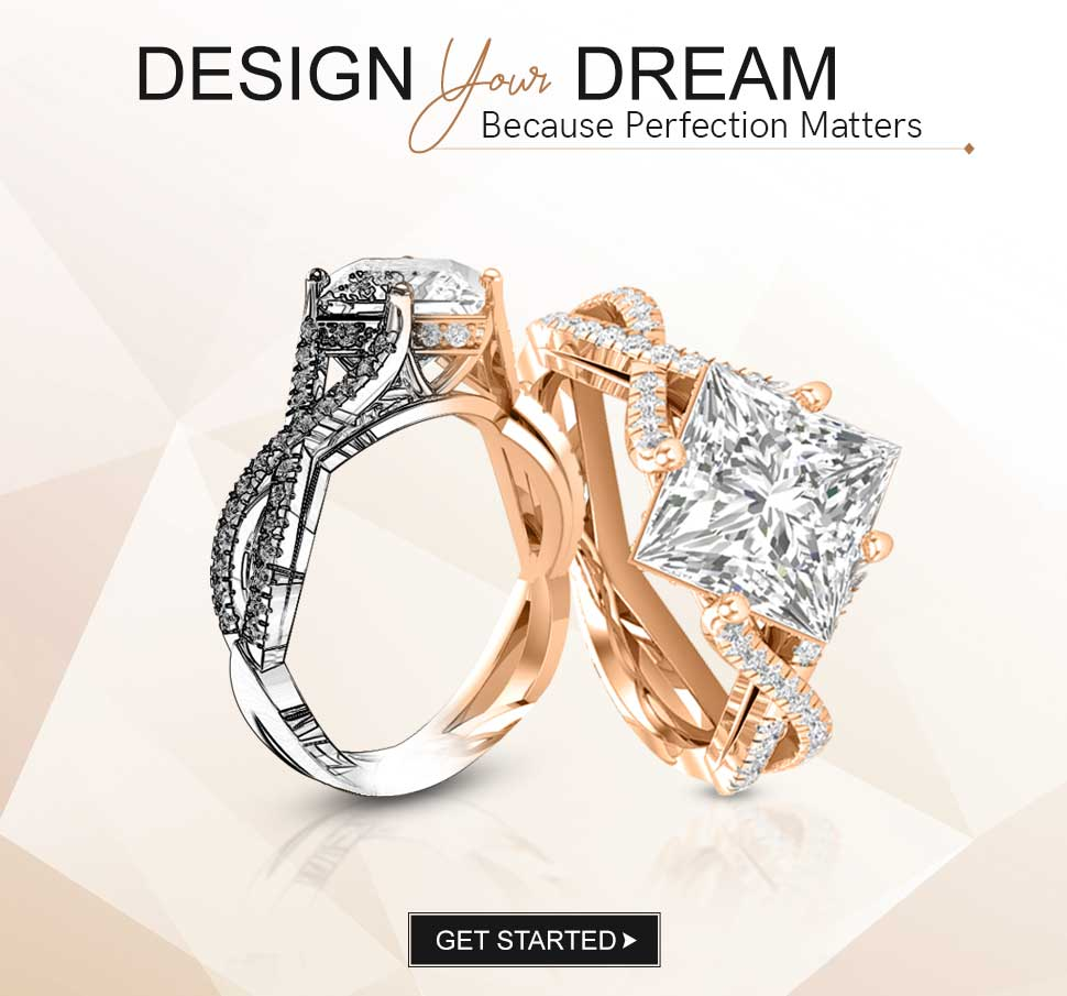 Design Your Dream Rings At Bertoz Showcase Jewellers